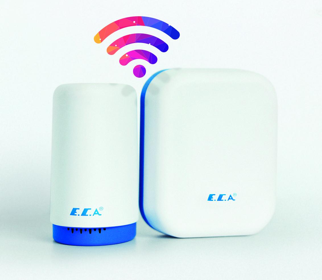 E.C.A Akıllı Oda Termostatı - Kombi - 851