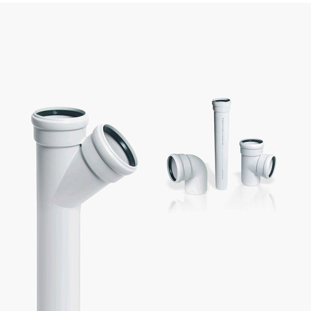 GF Silenta Premium Ses Yalıtımlı Boru Sistemleri - 1439
