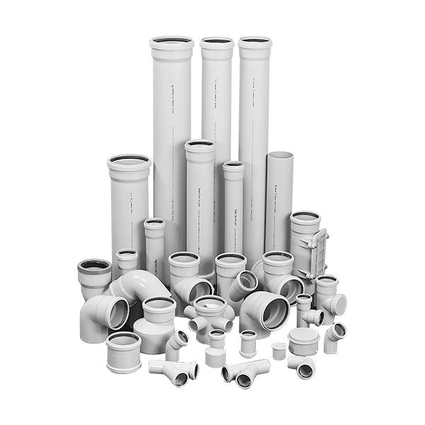 PVC Atık Su Boru Sistemleri - 1449