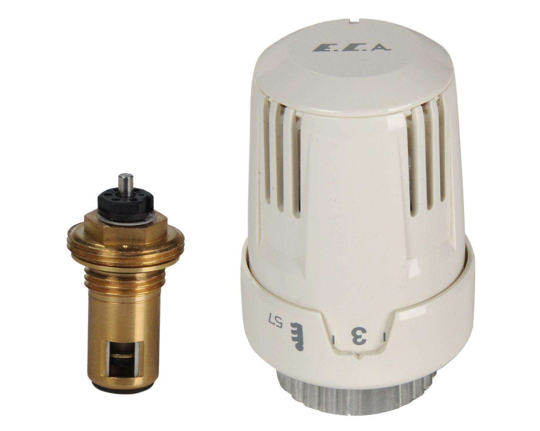 Termostatik Radyatör Valfleri - TRV2 Kompakt Tip - 907