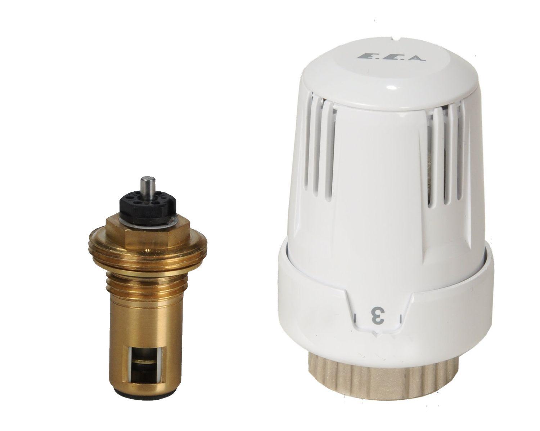 Termostatik Radyatör Valfleri - TRV3 Kompakt Tip - 909