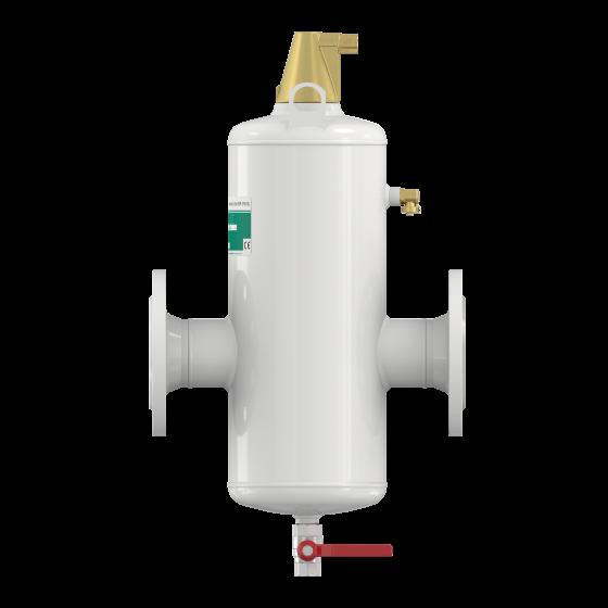 Voda Air & Dirt separatörleri