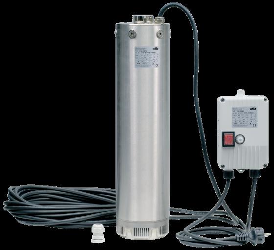Wilo-Sub TWI 5-SE Plug & Pump