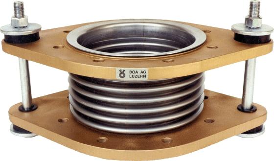 Paslanmaz çelik kompansatör