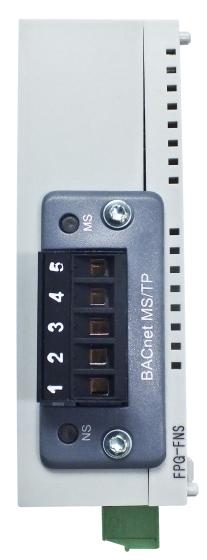 İletişim modülü BACnet