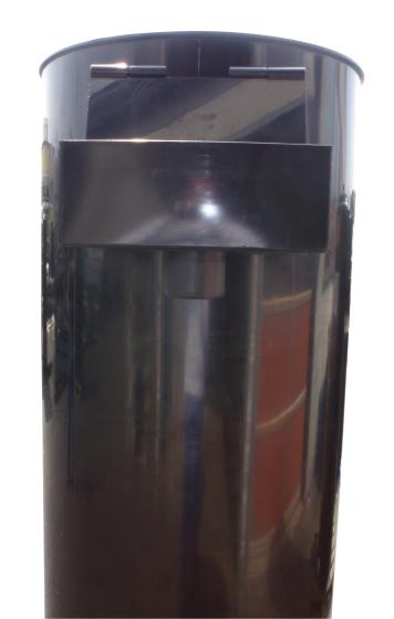Yangın söndürme sistemleri için ön tank (yuvarlak model)