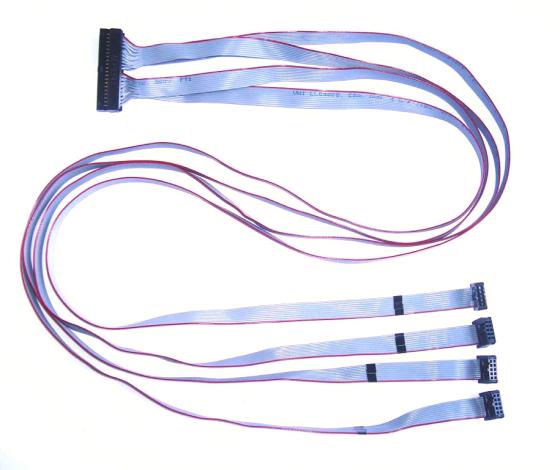 Kumanda modülleri/bildirim modülleri bağlantı kablosu