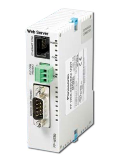 İletişim modülü WebServer