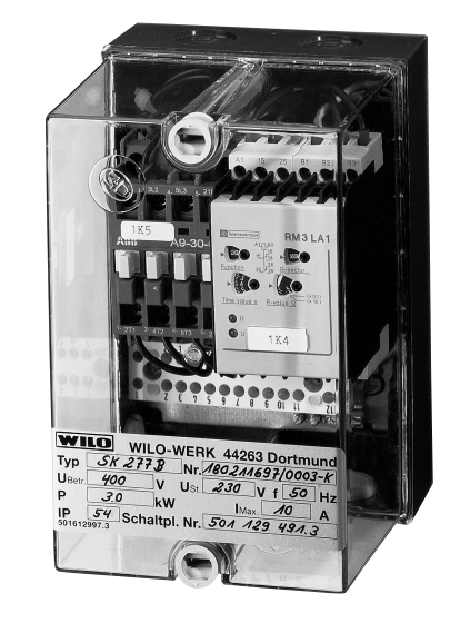 Kumanda cihazı SK 277
