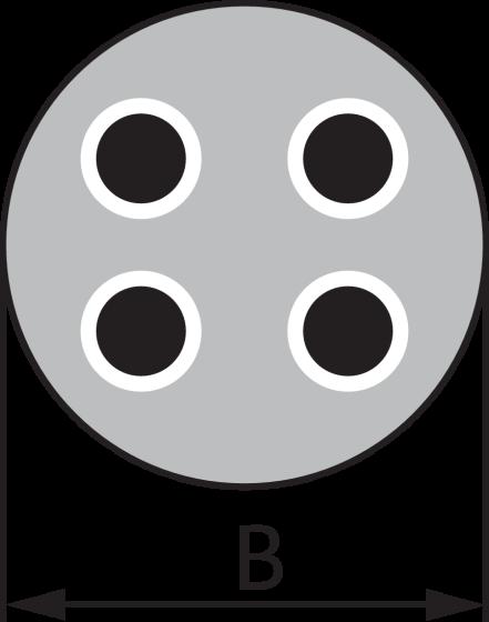 Pt 100 sensor
