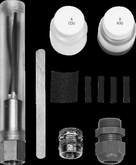 Motor kablosu uzatması (motor kablosu bağlayıcıları montaj seti)